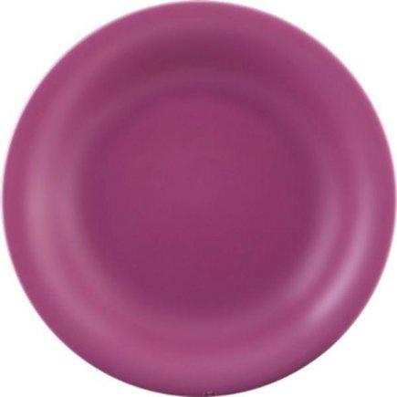 Tanier plytký Lilien Daisy 19 cm, fialový