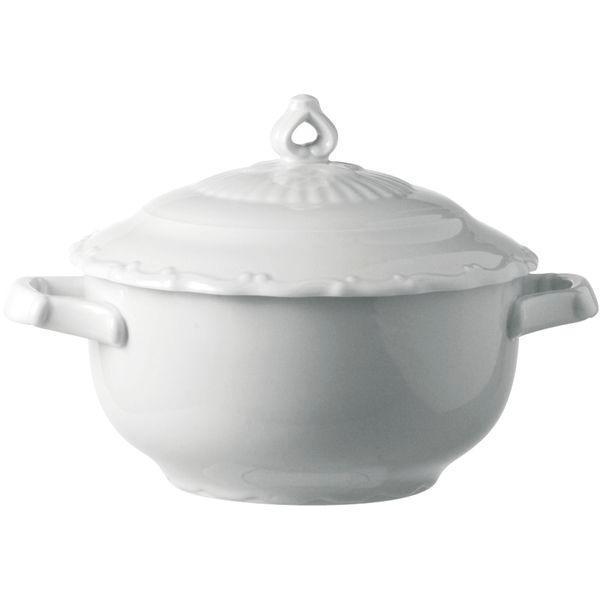 polievková misa, na polievku, terina 2,5 l, porcelán, Ofelie, Gastro
