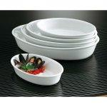 zapekacia miska, forma hranatá 36x25,5 cm porcelán, Cook, Tognana