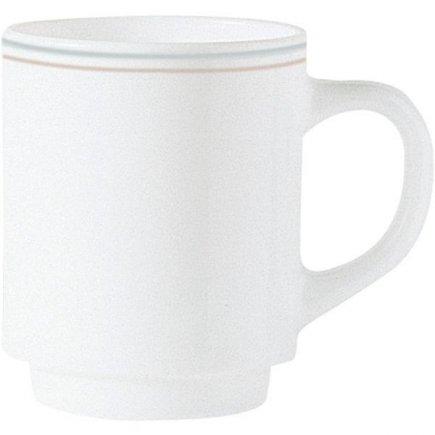 Hrnček šálka na kávu sťahovateľná 0,29 l, Valerie, Arcoroc