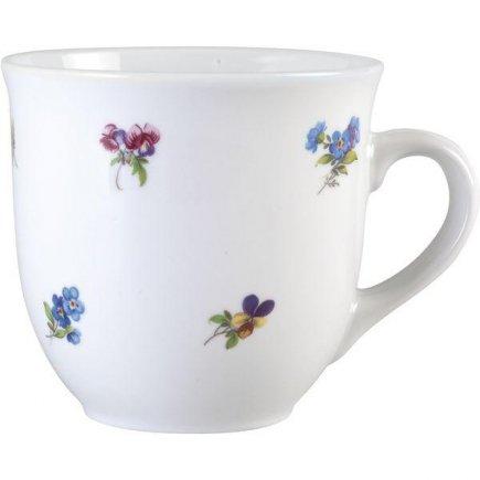 hrnček na kávu 0,4 l, Kvety, Gastro