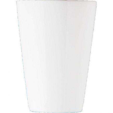 Hrnček na mlieko 0,5 l, biely, kónický, Lilien