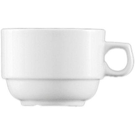 Šálka na kávu 0,25 l, vhodné doplniť podšálkou č. 221156058, Praha