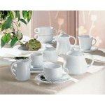 šálka na kávu stohovateľná 0,18 l, Ambiente Form 776, odolný do umývačky, vhodné doplniť podšálkou č.221193758 alebo 221193795