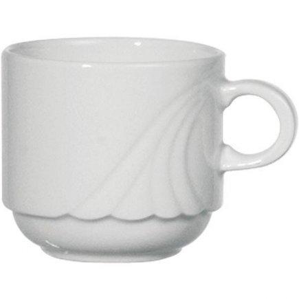 šálka na kávu stohovateľný 0,20 l, Ambiente Form 776, odolný do umývačky, vhodné doplniť podšálkou č.221193795