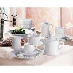 šálka na kávu 0,18 l, stohovateľná ,odolná do umývačky, vhodné doplniť podšálkou č.221193405, La Reine Form 773,