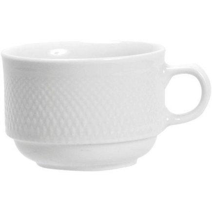 šálka na kávu 0,18 l, stohovateľná, hodné doplniť podšálkou č.221117508, Portofino