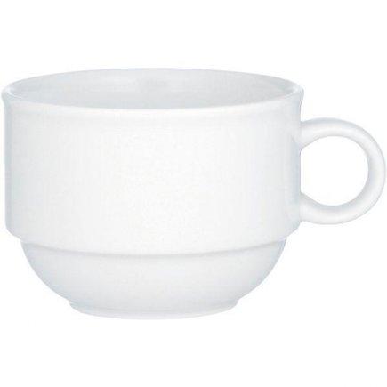 Šálka na kávu stohovateľná 0,18 l, vhodné doplniť podšálkou č.221140628, Corpo, Villeroy & Boch