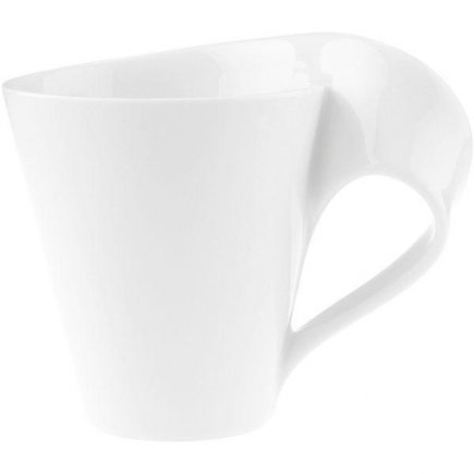 Šálka na kávu s uchom 0,35 l, vhodné doplniť podšálkou č.221140303, New Wave Cafe, Villeroy & Boch