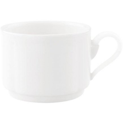 šálka na kávu stohovateľná 0,09 l, vhodné doplniť podšálkou č. 221140069, La Scala