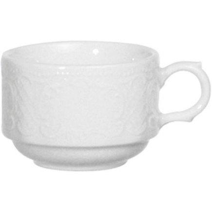 šálka na kávu sťahovateľná 0,18 l, porcelán, vhodné doplniť podšálkou č. 221168203, Salzburg, Seltmann
