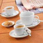 Hrnček na kávu 0,09 l, vhodné doplniť podšálkou č.221169824, Lukullus, Seltmann