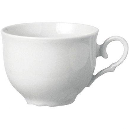 šálka na kávu 0,2 l, vhodné doplniť podšálkou č. 221116018, porcelán, Ofelie, Gastro
