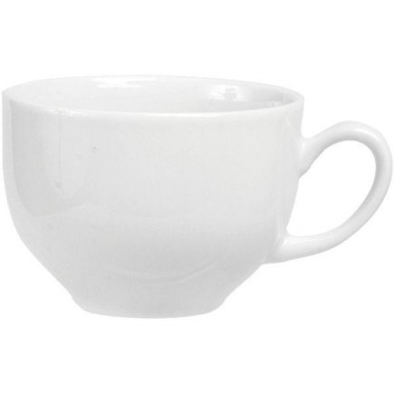 šálka na kávu 0,20 l, vhodné doplniť podšálkou č. 221118265, porcelán, Leon, Gastro