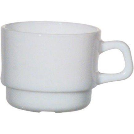 šálka na kávu sťahovateľná 0,19 l, vhodné doplniť podšálkou č. 222212608, Hotelerie, Arcoroc