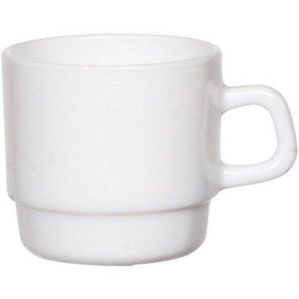 šálka na kávu sťahovateľná 0,22 l, vhodné doplniť podšálkou č. 222212608, Hotelerie, Arcoroc