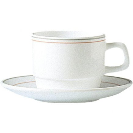 šálka na kávu sťahovateľná 0,19 l, vhodné doplnit podšálkem č. 222212517, Valerie, Arcoroc