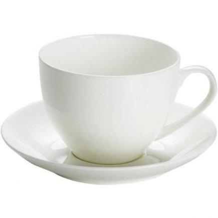 Šálka na čaj 0,28 l s podšálkou 14,3 cm Cashmere Maxwell & Williams