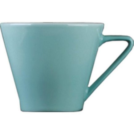 Šálka na kávu 0,21 l, vhodné doplniť podšálkou č.221157034 Daisy modrá Lilien
