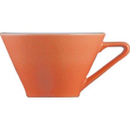Šálka na kávu Espresso Mocca 0,1 l, vhodné doplniť podšálkou 221157097, Daisy lososová Lilien