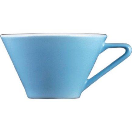 Šálka na kávu 0,18 l, vhodné doplniť podšálkou č 221157047, Daisy azúrová Lilien