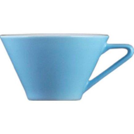 Šálka na kávu 0,1 l vhodné doplniť podšálkou č.221157045, Daisy azúrová Lilien