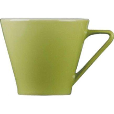 Šálka na kávu 0,21 l, vhodné doplniť podšálkou č 221157073, Daisy zelená Lilien