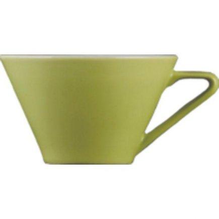 Šálka na kávu 0,1 l, vhodné doplniť podšálkou č 221157071, Daisy zelená Lilien