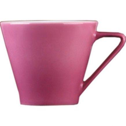 Šálka na kávu 0,21 l, vhodné doplniť podšálkou č.221157086, Daisy fialová Lilien
