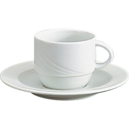 Šálka na kávu 0,18 l, stohovateľná vhodné doplniť podšálkou č.221179074, Donna Schonwald