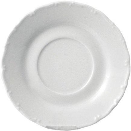 podšálka polievková 17 cm porcelán, Ofelie, Gastro