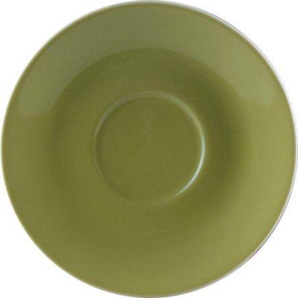 Podšálka kávová 14,2 cm Daisy Lilien zelená