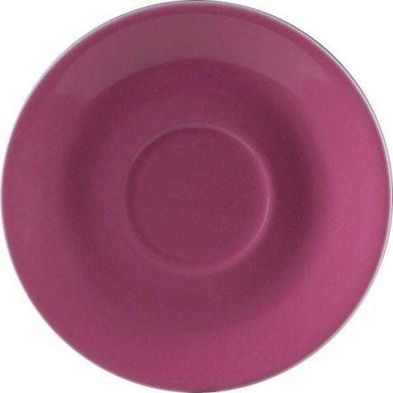 Podšálka Espresso Mocca 12 cm Daisy fialová Lilien
