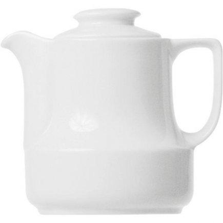 kanvica na kávu 0,3 l s pokrievkou, porcelán, Praktik, Thun
