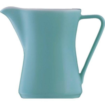 Konvička na mlieko s uchom kávu 0,30 l, Daisy Lilien Aquamarin