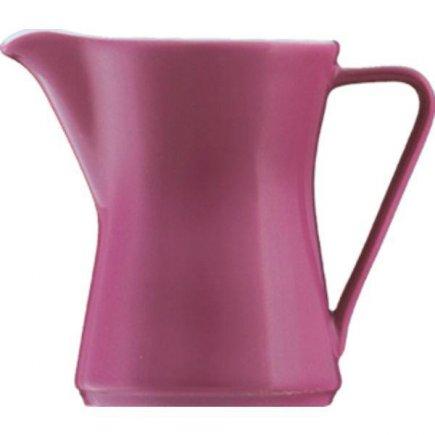 Konvička na mlieko s uchom 0,15 l, Daisy Lilien fialová