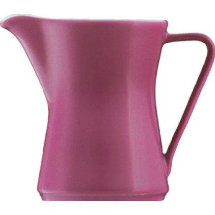 Konvička na mlieko s uchom kávu 0,30 l, Daisy Lilien fialová