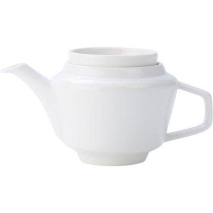 Konvička na kávu s viečkom Villeroy & Boch Affinity 400 ml