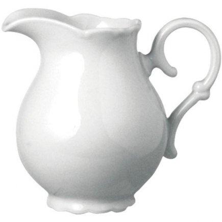 konvička na mlieko smotanu 0,24 l, porcelán, Ofelie, Gastro