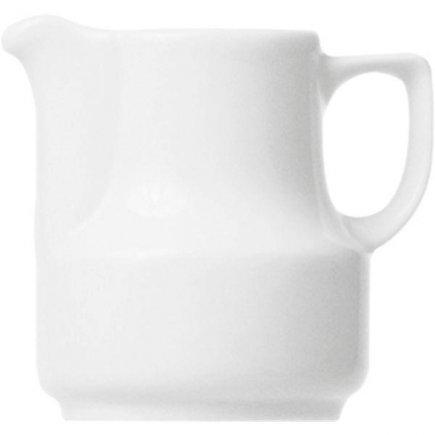 konvička na mlieko smotanu 0,1 l, porcelán, Praktik, Thun