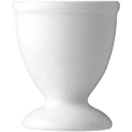 Stojanček na vajíčko porcelán Bauscher Bonn, biely