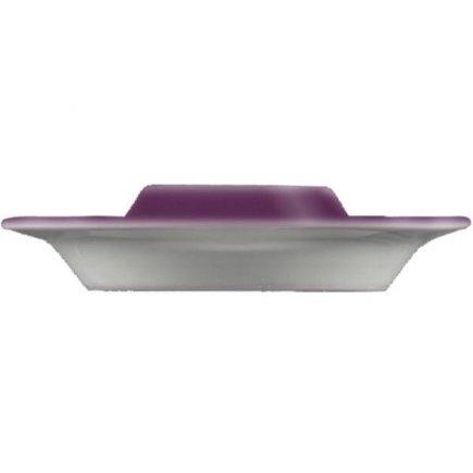 Stojanček na vajíčko porcelán Lilien Daisy, fialový