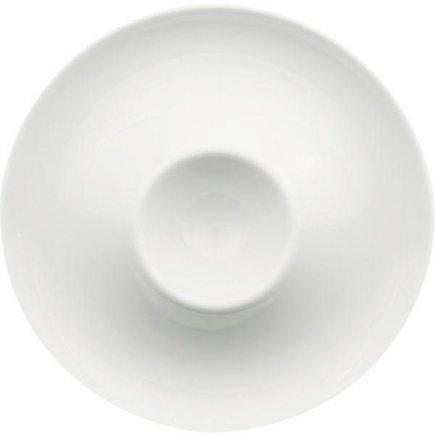 Stojanček na vajíčko porcelán Eschenbach Primavera, biely