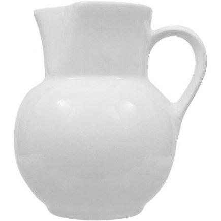 Džbán na mušt burčiak Gastro 1500 ml, biely