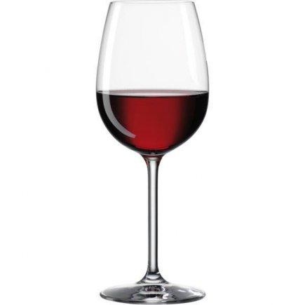 pohár, poháre na víno 420 ml, Clara Bohemia Crystal