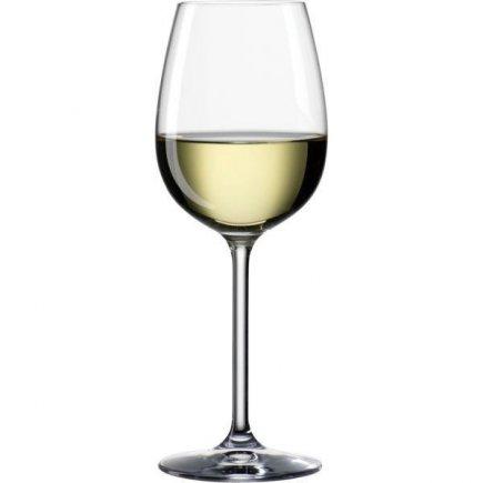 Pohár na biele víno Bohemia Cristal Clara 320 ml