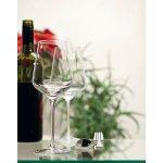 Pohár na víno ilios 398 ml cejch 1/8 l