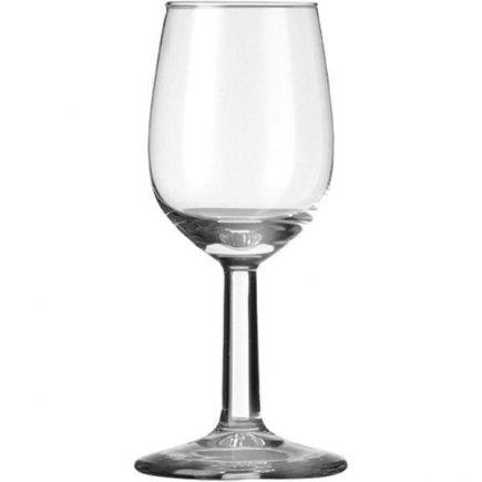 Pohár, poháre na pálenku cejch 2+4cl, obsah 7cl, Bouquet Royal leerdam