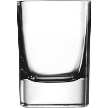 Pohár, poháre na pálenku 5cl, Caravelle  Bormioli Rocco
