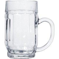 Pohár na pivo džbán Stulzle-oberglas Donau cejch 0,3 l